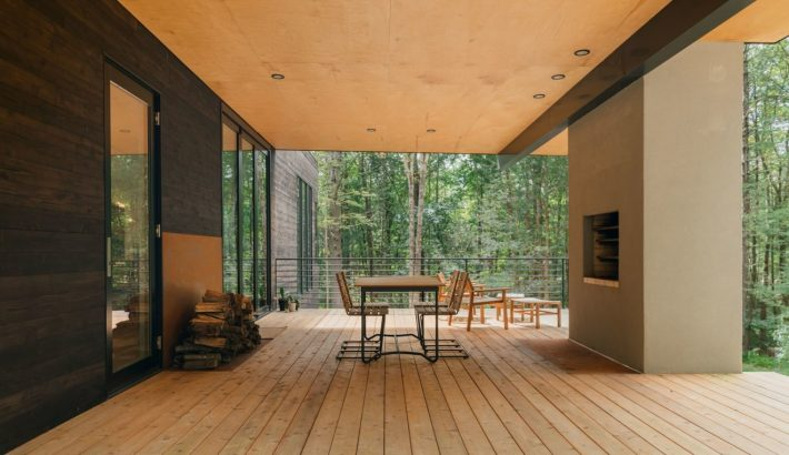 A Window to Better Living: Four Projects That Embody Patterns of Biophilic Design