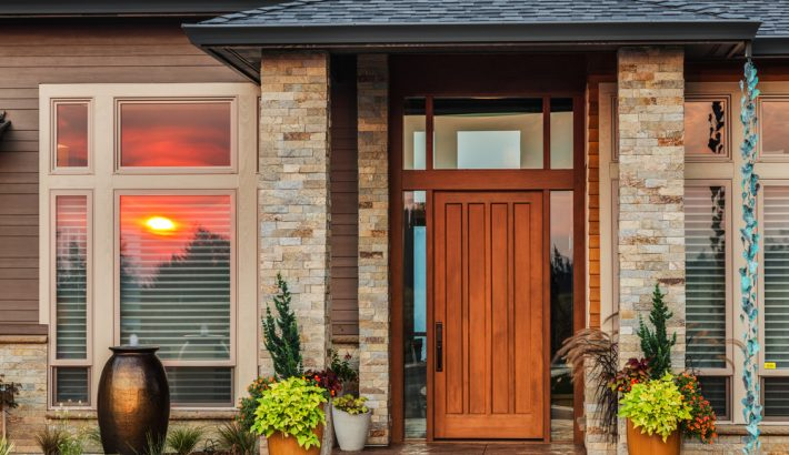 Front Doors Add Curb Appeal